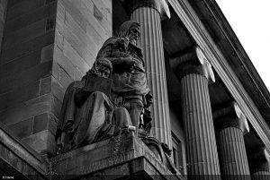 Mitchell statues mono-1 web